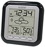 LA CROSSE TECHNOLOGY Ws-9133t-it station météo sans fil, Titane No Size Noir