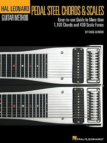 Hal Leonard Guitar Method Pedal Steel Guitar Chords & Scales Gtr Bk (Hal Leonard Guitar Method