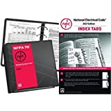 NFPA 70 2017 Looseleaf with Index Tabs: National Electrical Code (NEC) Looseleaf and Index Tabs Set, 2017 Editions, By NFPA