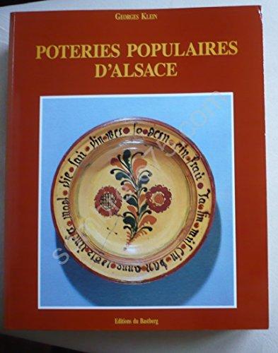 Poteries populaires d'Alsace