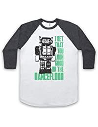 Arctic Monkeys I Bet That You Look Good On The Dance Floor Manga 3/4 Camiseta del Béisbol