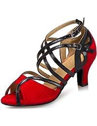 58c30c7619b6d Minitoo QJ6132 Chaussures de danse à lanières