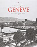 GENEVE A TRAVERS CARTE POSTALE