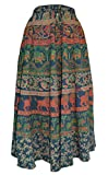 PMS Pure Cotton Block Printed Hot Dyed h...