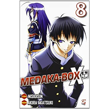 Medaka Box: 8
