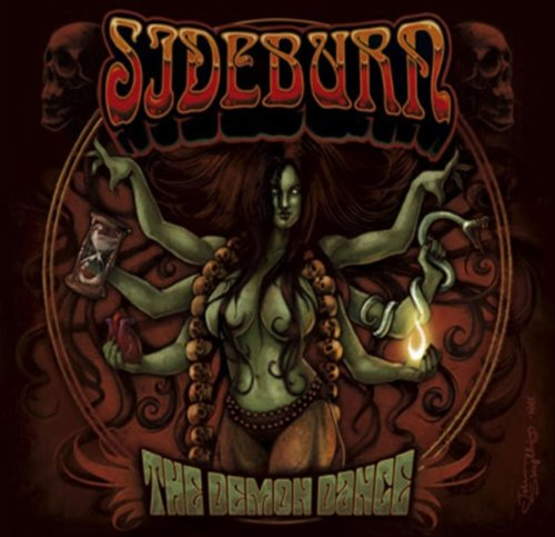 Sideburn: The Demon Dance (Audio CD)