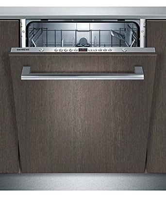Siemens SN65L037EU Entièrement intégré 12places A++ lave-vaisselle - lave-vaisselles (Entièrement intégré, Acier inoxydable, boutons, 1,75 m, 1,65 m, 1,9 m)