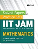 Solved Papers & Practice Sets IIT JAM (Joint Admission Test for M. Sc. From IITs) - Mathematics