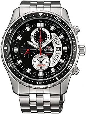 Orient reloj hombre Sporty cronógrafo TT0Q001B