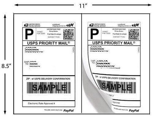 400-half-sheet-shipping-labels-laser-inkjet-usps-ups-fedex-by-business-depot