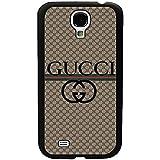 Logotipo de Gucci Galaxy S4 Mini Caso - customizados ultrafina sólido tapado y carcasa para Samsung Galaxy S4 Mini