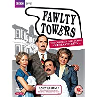 Fawlty Towers Complete Collection Remastered Collection