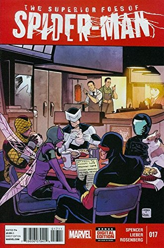 Superior Foes of Spider-Man (Vol 1) # 17 (Ref-985486135)