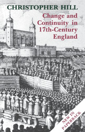 Change & Continuity in Seventeenth Century England Rev Christopher Stuart University