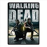 """needyou Walking Dead 6forro polar manta polar 58""""x 80"""" al aire libre interior"""