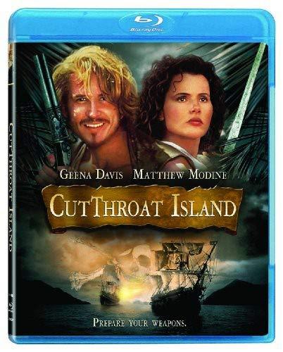 Cutthroat Island (Blu-ray) (1995) (US-Import) -