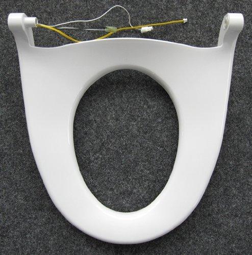 WACOR Ersatzteil Brille (Standard) inklusive Sitzheizung und Sensor für die Dusch-WCs der MEWATEC C-Serie (C100, C300, C500, C700)