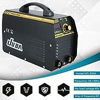 Hehilark 200A Inverter E-mano soldador MMA electrodo IGBT electrodos anti-adherencia Welder Soldadura