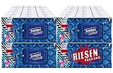 Tempo Style Taschentücher 4-lagig Riesenpackung 40 Packungen (je 9 Päckchen x 5 Tücher)