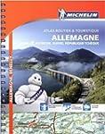 Atlas routier Allemagne, Bnelux, Suis...