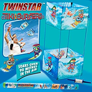 CHTK4 2102 Kitdrone Twinstar Tiki Surfers, Multi