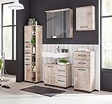Badmöbel, Badezimmermöbel, Hochschrank, Oberschrank, Unterschrank, Waschbeckenunterschrank,...