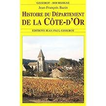 Histoire du Département de la Cote-d'Or