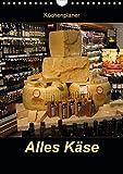 Alles Käse / Planer (Wandkalender 2020 DIN A4 hoch): Ein Küchenplaner - nicht nur für Käse-Liebhaber (Planer, 14 Seiten ) (CALVENDO Lifestyle)