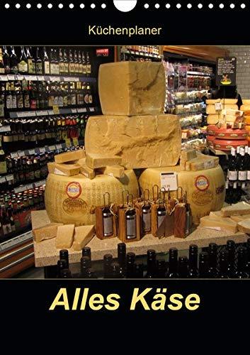 Alles Käse/Planer (Wandkalender 2020 DIN A4 hoch)
