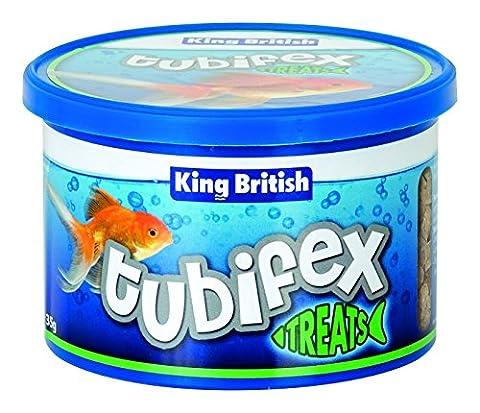 King British Tubifex 35 g (Pack of 2)
