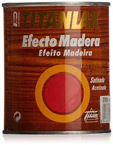 Esmalte titanlak madera 2804 caoba 375
