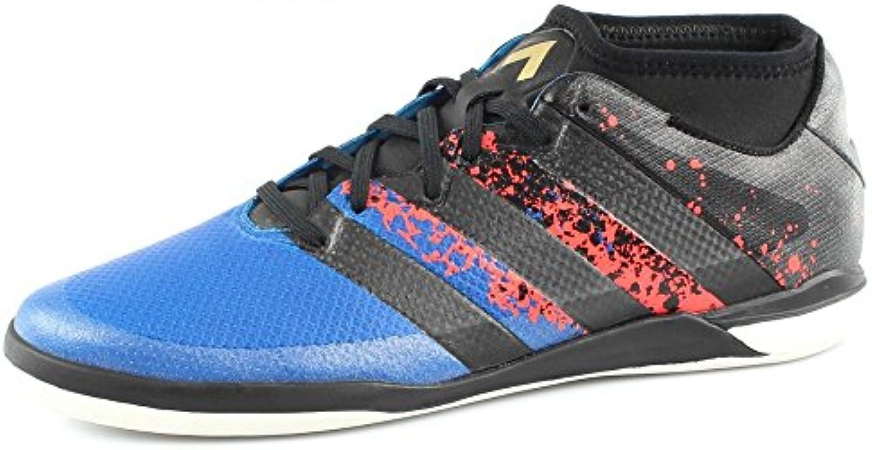 Zapatilla de Fútbol Sala Adidas Ace 16.1 Street Paris Black-Blue