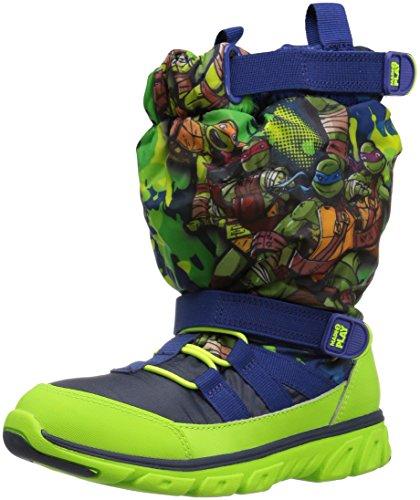 Stride Rite Aus 2 Play Sneaker Winterstiefel 4,5 W Uns Kleinkind Grün/Multi 4.5W Kleinkind Unisex Kinder