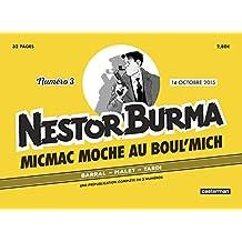 Nestor Burma : Micmac moche au Boul'mich N° 3