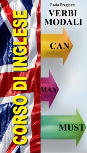 Corso di Inglese - I verbi Modali: Can - May - Must