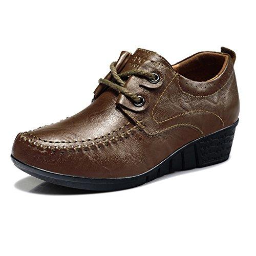 guciheaven-stylish-womens-british-style-leather-oxfords-cowhide