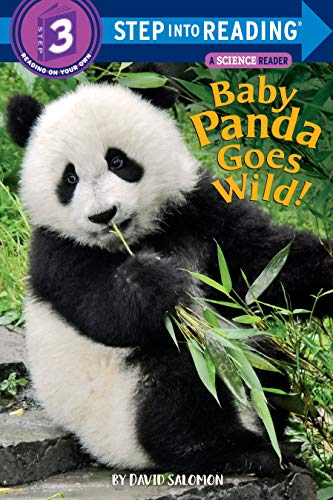 Baby Panda Goes Wild! (Step into Reading)