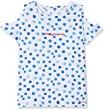 Pepe Jeans Jade JR, T-Shirt Fille, Bleu (Middle Blue), 7 Ans (Taille Fabricant: 7)