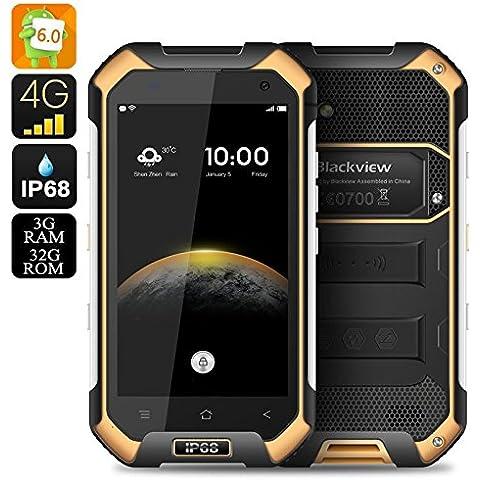 Blackview BV6000 Smartphone libre Android (pantalla 4.7