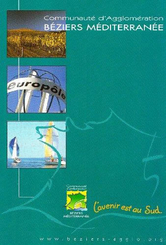 Guide Plan Plans Beziers Ouest-Herault 52 Communes 15 Parcs d'Activites Economiques
