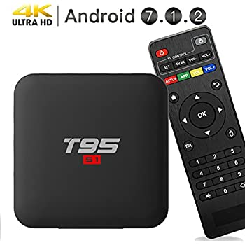 Pourvie A95X R1 Android TV Box with Android 7 1 Quad Core