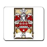 Bademantel Familie Wappen Wappen Maus Pad