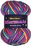 Marriner Mermaid 100G | DK Yarn/Wool | 100% Acrylic (Carnival)