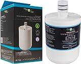 FilterLogic FFL-150L Wasserfilter ersetzt LG 5231JA2002A - 5231JA2002A-S - LT500P - ADQ72910901 Premium Filter - Kühlschrankfilter