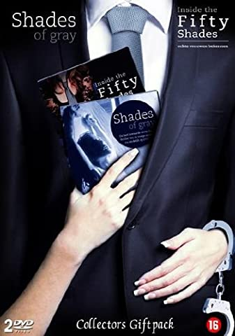 dvd - Shades of Gray / Inside the Fifty Shades (1 DVD)