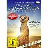 Die große Erdmännchen-Komplett-Edition - 3 spannende und lustige Erdmännchen-Abenteuer in einer Box