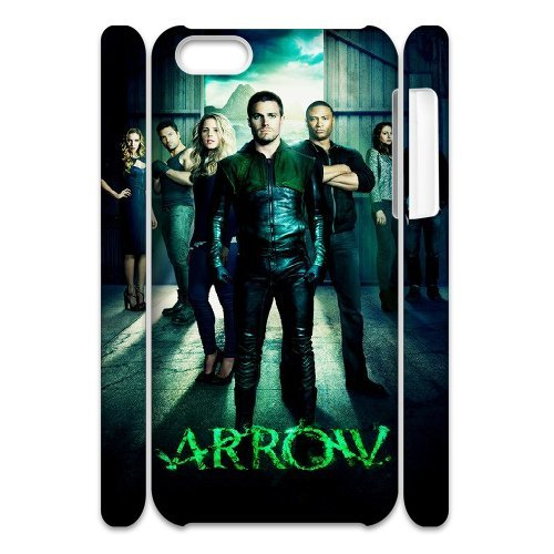 LP-LG Phone Case Of Green Arrow For Iphone 4/4s [Pattern-6] Pattern-1