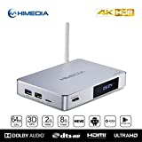 BOLV Media Player Himedia Q5PRO Ultimate image quality Ultra-HD 4K Android 5.1 Smart TV Box /...