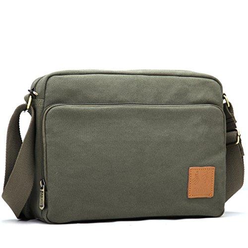 Freizeit Täglich Umhängetasche Schultertasche Taschen, Olive (Die Holloween)