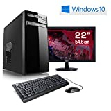 Entertain PC - IDV A4-5300-2 inkl. Windows 10 Home - AMD Dual-Core A4-5300 2x 3400 MHz,...